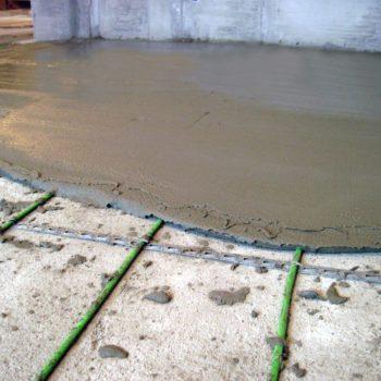 Добавки к бетону Стяжка