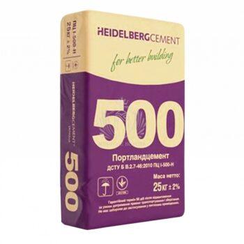 Цемент ПЦ-500 купить в Днепре